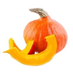 Red pumpkin (sweet pumpkin) – 100 gms.